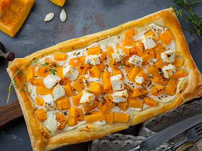 Pumpkin Tart Anyone?