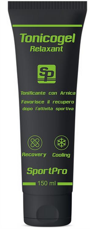 TONICOGEL RELAXANT - gel dopo Sport 150 ml