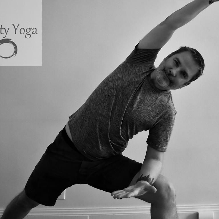 Foundations of Yoga - Back to Basics