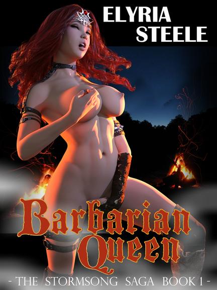 Barbarian Queen Sexy Alternate Cover Sma
