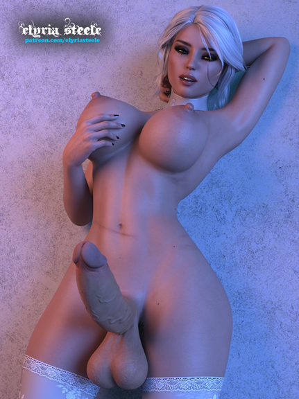 An unwatermarked version of this picture is available on my Patreon at the $1 tier, and a 4K version (plus horsecock and female variants) is available at the $3 tier.