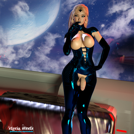 As her ship's proximity alarms alert her that she's nearing her destination, ES921, Samus Aran ponders whether her new Zero Suit came with all the components it was supposed to.