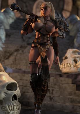 Queen Rhea