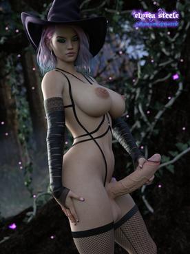 Myleena the Witch