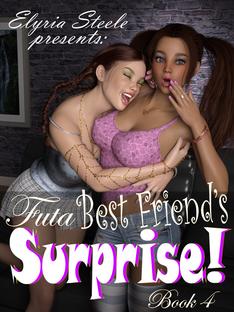 Futa Best Friend's Surprise! Cover Final