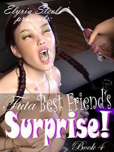 Futa Best Friend's Surprise!Naughty Cove