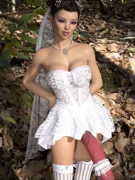 The Horsecock Bride