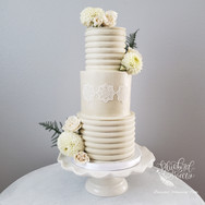 white dahlia wedding cake.jpg