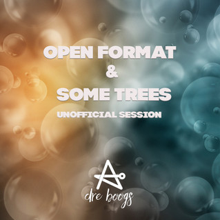 Dre Boogs - Open Format & Some Trees (Dirty)