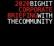2020 빅히트 사업설명회