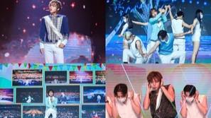 [News] Special Events: 박지훈, '비주얼+라이브+최첨단 기술' 3박자 다 갖춘 온라인 콘서트 성료