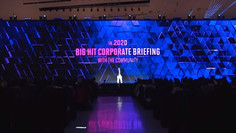 Big Hit Corporate Briefing with the Community