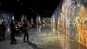 [Overview] Exhibition: 2021 Bunker de Lumières Jeju Opening