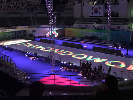 [Overview] Special Events: MUJU TAEKWONDO CHAMPIONSHIP