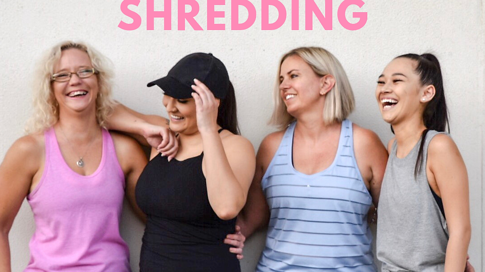 30 Day FREE Winter shredding