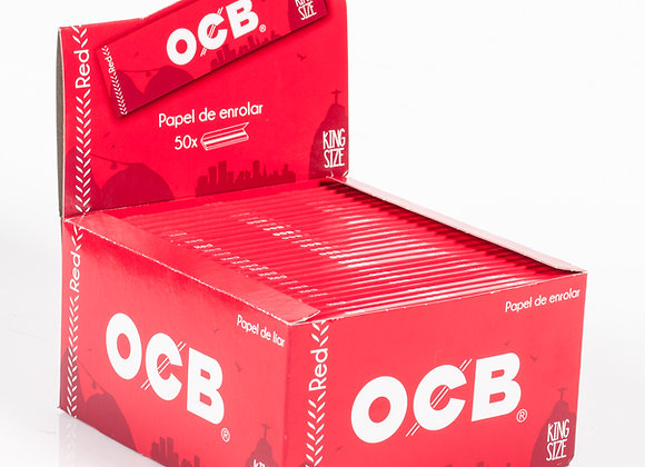 Seda OCB King Size Red