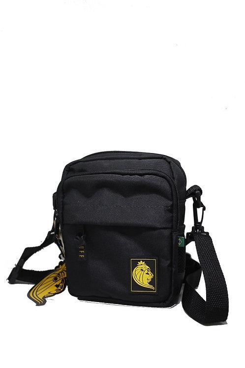 Shoulder Bag Puff Life Preta