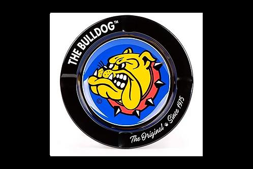 Cinzeiro The Bulldog Metal Preto