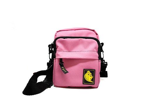 Shoulder Bag Puff Life Rosa