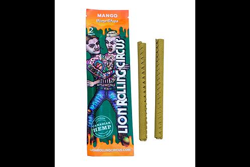 Blunt Hemp MANGA Lion Rolling Circus