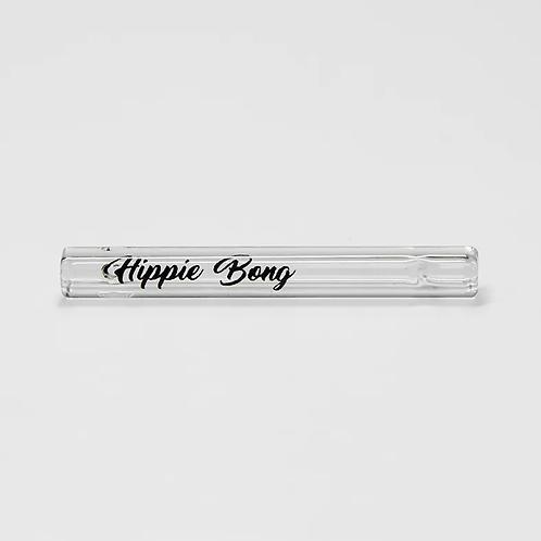 Piteira de Vidro Longa Hippie Bong 7mm