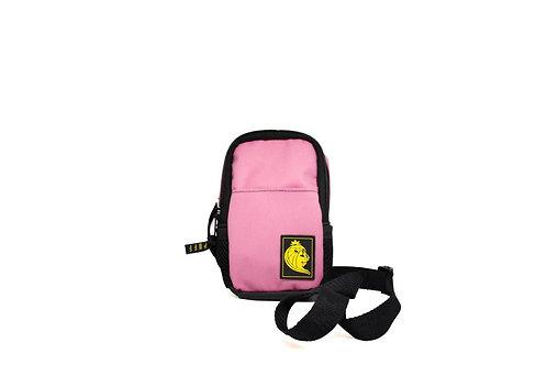 Shoulder Bag Puff Life Mini Rosa