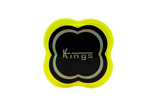 Triturador de Policarbonato Kings AMARELO