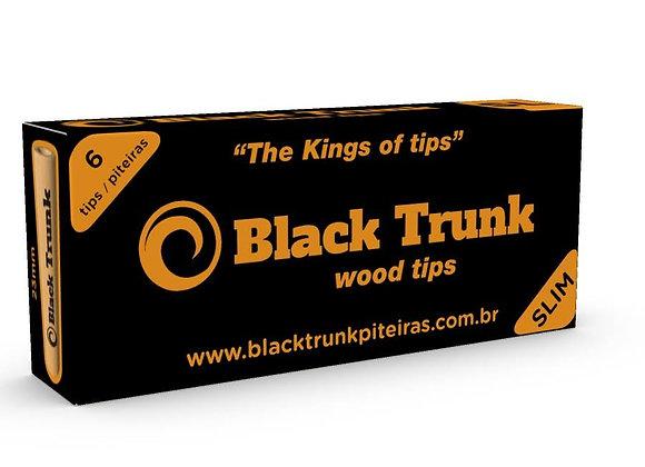 Piteira Black Trunk Long Slim Madeira