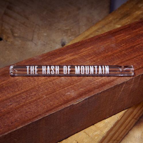 Piteira de Vidro The Hash of Mountain