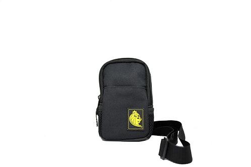 Shoulder Bag Puff Life Mini Preta