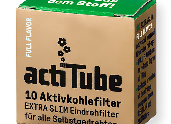 Filtro Actitube Extra Slim 6mm