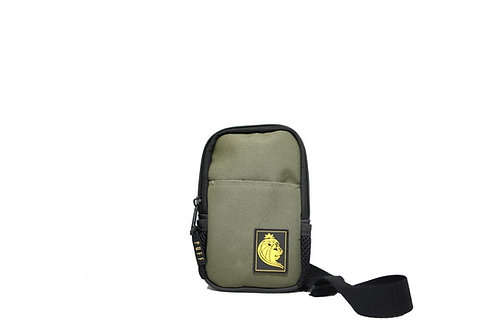 Shoulder Bag Puff Life Mini Verde