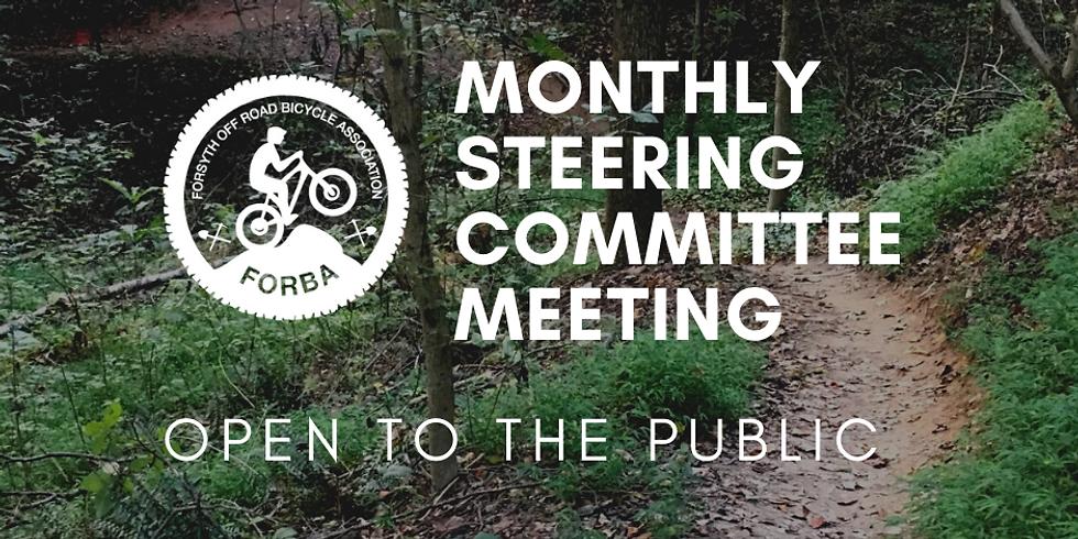 July Steering Committee Meeting