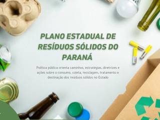 Plano Estadual de Resíduos Sólidos do Paraná entra em vigor