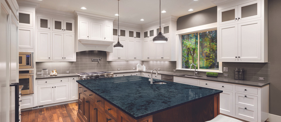 Why is the electrical wiring of a kitchen important?