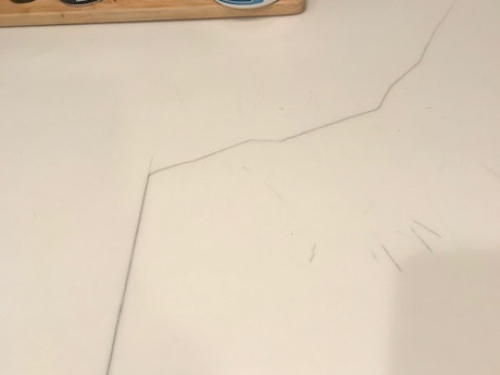 How Can I Repair Cracks In Solid Surfaces?