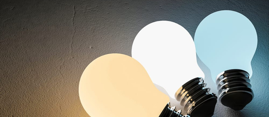 Where to Use White and Yellow Lights at Home
