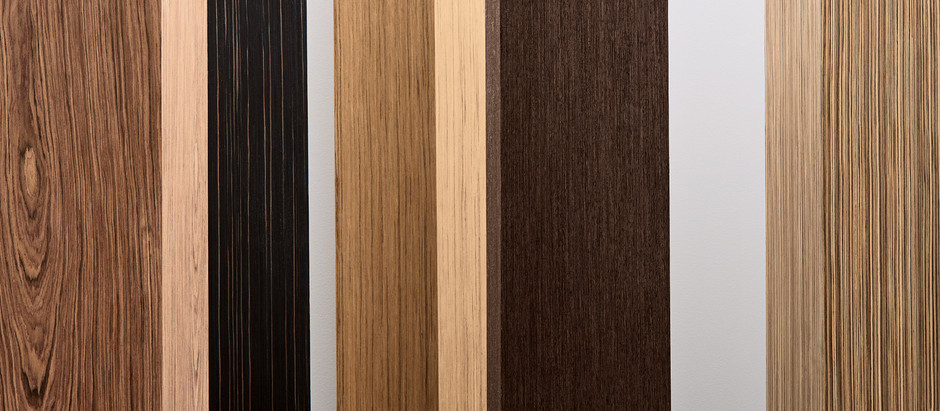 Know All About Natural Veneer and Composite Veneer