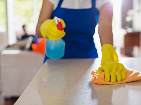 What Is The Best Way To Clean & Maintain Solid Surfaces?