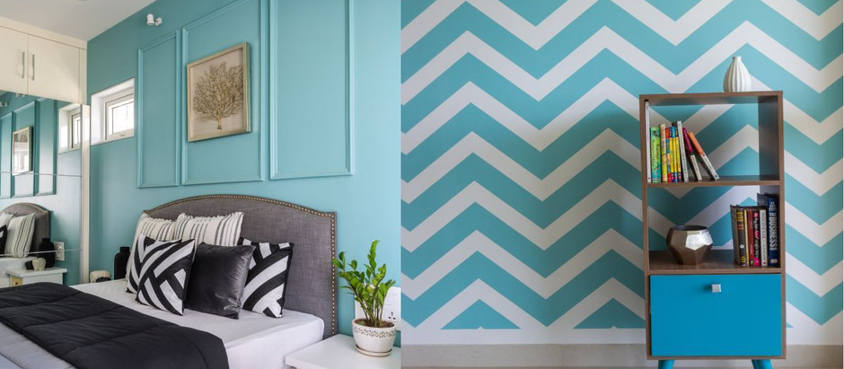 Painting or Wallpaper- What To Choose For Home Remodelling?