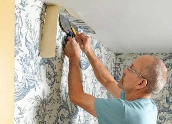 How Much Time Does It Take To Apply A Wallpaper?