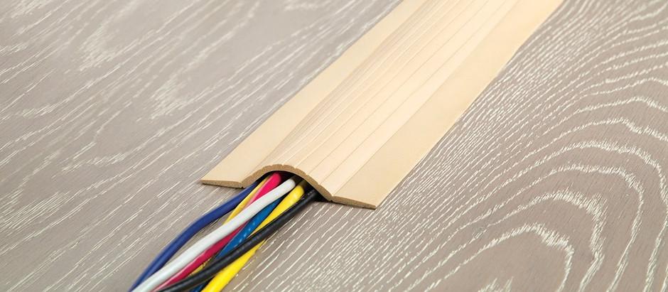 Is Concealed Wire Under Floor Safe?