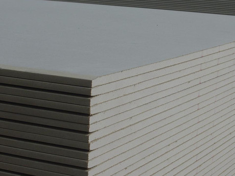 What are the different types of plasterboards available ?