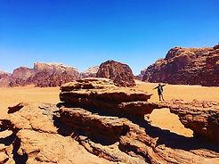 #wadirum #somanyrocks #somuchsand