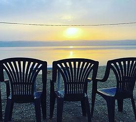 #deadsea #sunset #happyplace #peaceful #