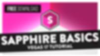 How To Use Sapphire Plugin (Boris FX Sapphire OFX) - Vegas Pro 17 Tutorial