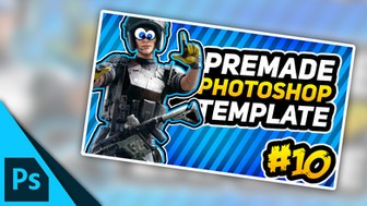 Funny Moments Thumbnail | Free Photoshop Template [Fully Customisable]