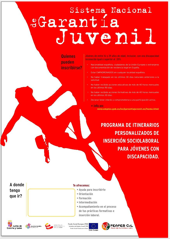 Programa Empleo Juvenil ASAYEME MIRANDA DE EBRO