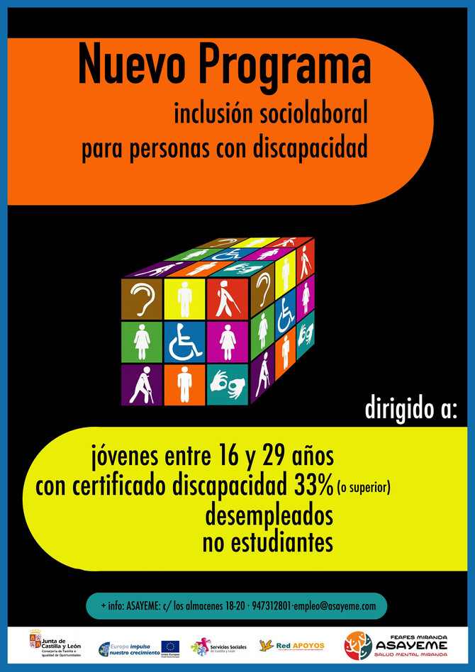 Inclusión Socio Laboral para Personas con Discapacidad