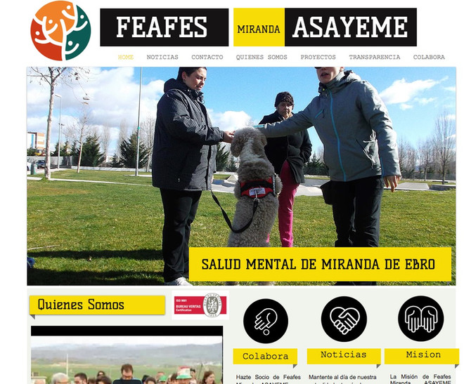 Estrenamos Diseño Web, con nuevas secciones y apartado de Noticias.